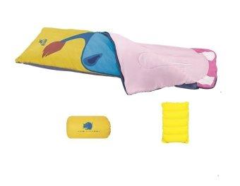 Bộ túi ngủ trẻ em có gối