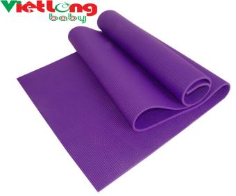 Thảm Tập Yoga Âu Lạc chất lượng cao (Tím).
