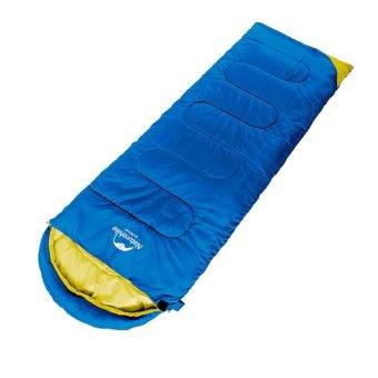 NatureHike Ultralight Sleeping Bag Adult Tents Cotton Filler Envelope - intl