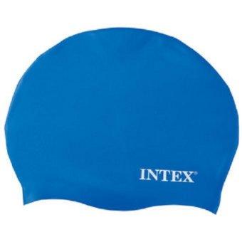 Nón bơi Intex 55991 (Xanh dương)