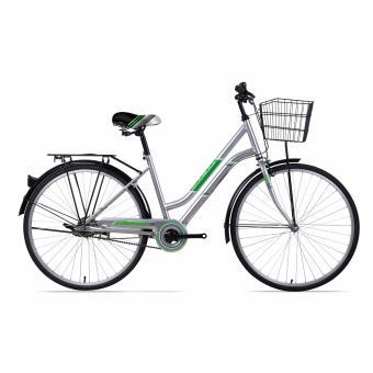 Xe đạp Jett Cycles Daily Junior (Bạc)