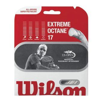 Quấn cán vợt Wilson STRINGS Wilson EXTREME OCTANE 17 WHITE WRZ927500 (Xám)