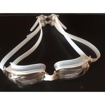 Kính bơi gương mạ điện PC cao cấp, chống sương mù và tia UV, phong cách thời trang, thể thao Sport