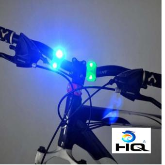 Đèn Pha Led Trang Trí, Cảnh Báo An Toàn Cho Xe Đạp HQ 2TI78-1