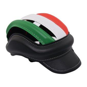 Amuadi.Com - Mũ Nón Bảo Hiểm Xe Đạp 3 Sọc ( 4 màu)