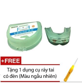 Bảo Vệ Răng Kangrui + Tặng Kèm Dụng Cụ Soi Tai Trị Giá 50 Ngàn Đồng