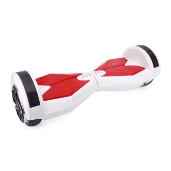 Xe tự cân bằng 8 inch -AL (Trắng/đỏ)