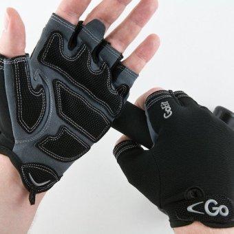 Găng tay dành cho nam size M Go Fit GF-Cross-Training (Đen)