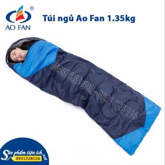 Túi Ngủ Văn Phòng Du Lịch Aofan 1.35kg