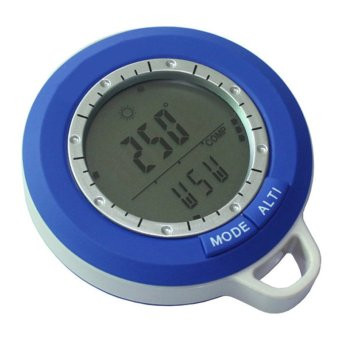 Mini Multifunction Digital Altimeter Barometer Compass SR108 Thermometer (Intl)