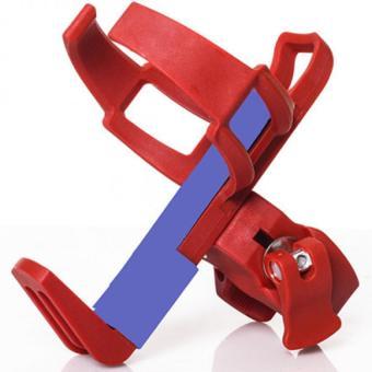 Kệ đựng chai nước gắn trên thân Xe đạp BETO N96 (Đỏ)