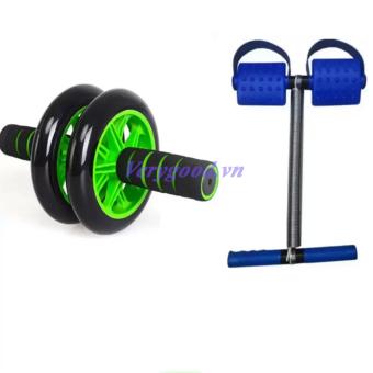 Bộ 2 dụng cụ tập thể dục toàn thân (Con lăn nhỏ)
