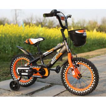 Xe đạp cho bé Sport 14 (Cam)