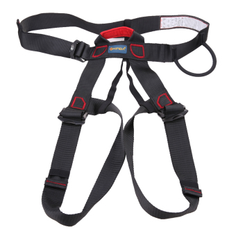Professional Rock Climbing Downhill Harness Rappel Rescue Safety Belt - intl