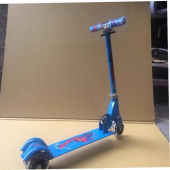 Xe trượt scooter hình người nhện Spider man cao cấp