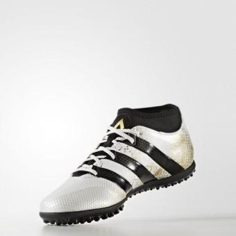 Giày đá bóng nam Adidas ACE 16.3 PRIMEMESH TF FOOTWEAR AQ3432 (White)