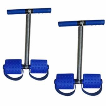 Bộ 2 dụng cụ tập thể dục đa năng (Xanh dương)