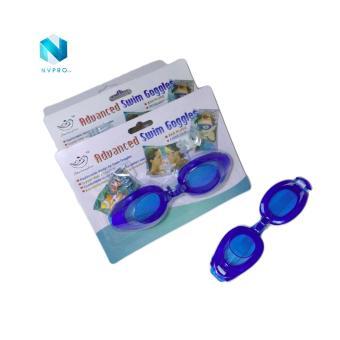 Kinh bơi tiện dụng siêu bền (Xanh Đậm)
