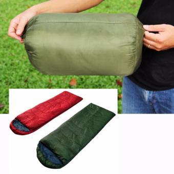 Túi ngủ vải dù du lịch ấm áp nhỏ gọn