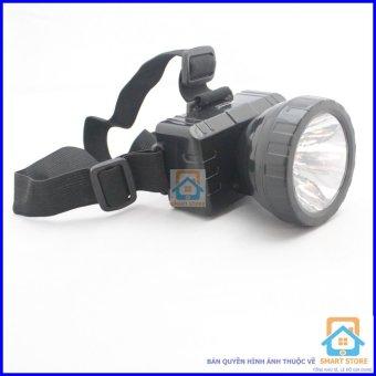 Đèn pin sạc đội đầu Smart Store TGX9051 (Đen)