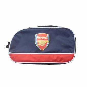Túi đựng giày 2 ngăn Arsenal (Xanh)