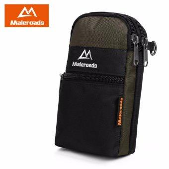 Túi đeo hông, đeo chéo đa năng Maleroads MLS2575