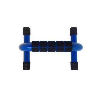 Dụng cụ tập chống đẩy sắt (Xanh)