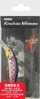 Mồi cá giả Matzuo Kinchou Minnow