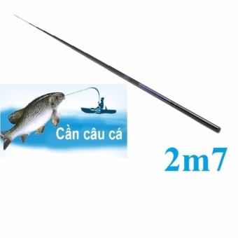 Cần Câu Tay Giá Rẻ 2m7 HD-CT đường kính cần 1cm