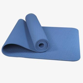 Thảm tập MAT Yoga 1 lớp (tím than)