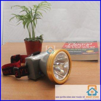 Đèn pin sạc đội đầu chuyên nghiệp Smart Store HS708