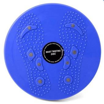 Đĩa xoay eo giảm cân 360 độ cao cấp (Xanh) .