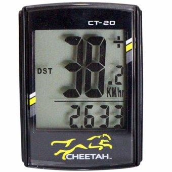 Đồng hồ đo tốc độ xe đạp CHEETAH có dây