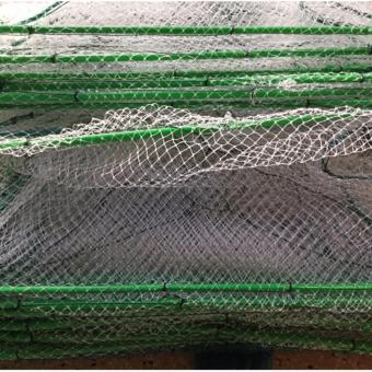 Lưới Bắt Cá 12 Cửa Ngục Lồng Bát Quái