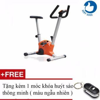 Xe đạp tập thể dục tại nhà + Tặng kèm móc khóa huýt sáo thông minh