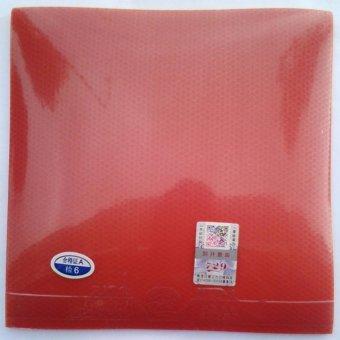 Mặt vợt bóng bàn 729-5 (Đỏ)