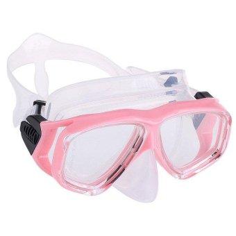 Kính lặn, mặt nạ lặn biển Mắt kính cường lực cao cấp POPO Sports