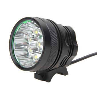 15000Lm 9x CREE XM-L T6 LED Bicycle Torch Cycling Flashlight Lamp - intl