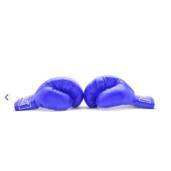 Găng đấm boxing Everlast phucthanhsport (Xanh)