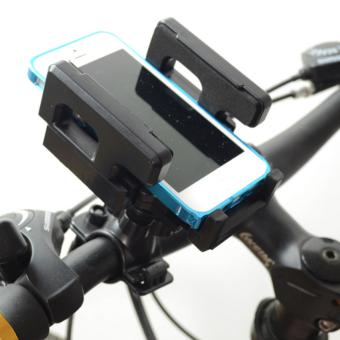 Giá đỡ điện thoại trên xe đạp JPA121 (Đen)