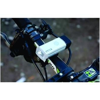 Đèn pha sạc usb Machfally Cho xe đạp