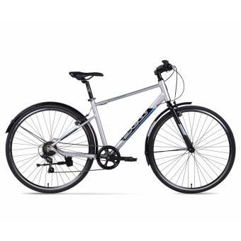 Xe đạp thể thao Jett Strada Pro 2017(Bạc)