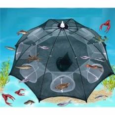 Lưới bát quái đánh bắt cá tự bung 8 cửa  loại 1