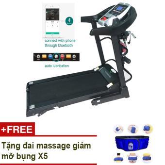 Máy chạy bộ điện đa năng Ganas T900 + Tặng đai massage giảm mỡ bụng X5 - 8676401 , OT925SPAA5C1G6VNAMZ-9808511 , 224_OT925SPAA5C1G6VNAMZ-9808511 , 11900000 , May-chay-bo-dien-da-nang-Ganas-T900-Tang-dai-massage-giam-mo-bung-X5-224_OT925SPAA5C1G6VNAMZ-9808511 , lazada.vn , Máy chạy bộ điện đa năng Ganas T900 + Tặng đai mas