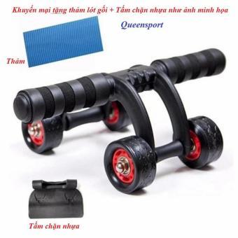 Máy tập cơ bụng 4bánh tập thể hình(AB roller anh push up bar) - 8343510 , NO007SPAA6KT8EVNAMZ-12109546 , 224_NO007SPAA6KT8EVNAMZ-12109546 , 430100 , May-tap-co-bung-4banh-tap-the-hinhAB-roller-anh-push-up-bar-224_NO007SPAA6KT8EVNAMZ-12109546 , lazada.vn , Máy tập cơ bụng 4bánh tập thể hình(AB roller anh push up b