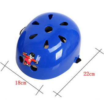 Mũ bảo hiểm cho bé chơi thể thao (Hồng)