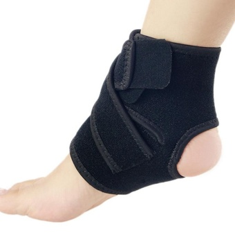 PAlight Basketball Ankle Support Brace Feet Care Protecter Adjustable - intl