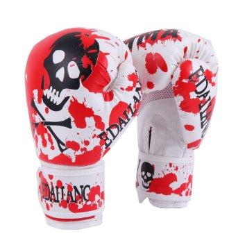 Professional Boxing Gloves Sandbag Fight Gloves (45.0.5) - intl