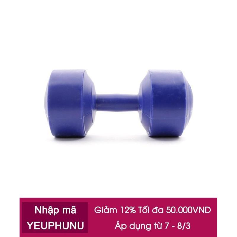 Tạ tay nhựa VN 8kg (Xanh dương)