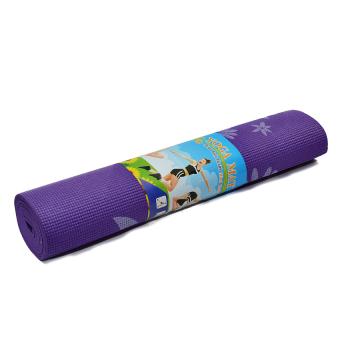 Thảm tập yoga cao cấp TD8 (Tím)